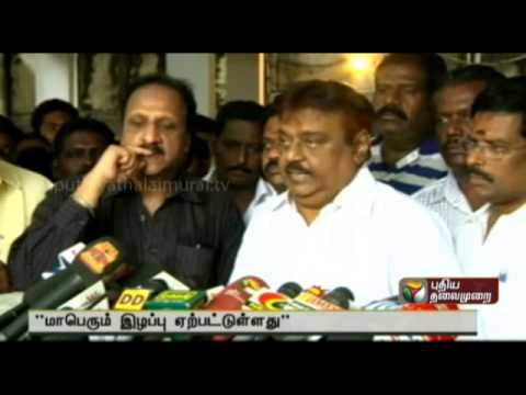 Popular personalities pay homage to SS Rajendran