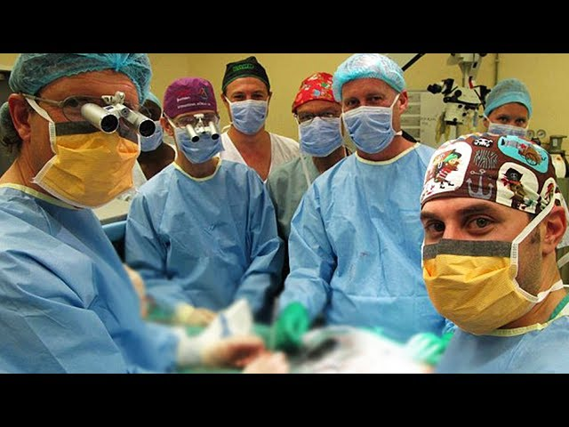 Black Man Receives White Man's Private Parts In Transplant