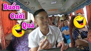 Viết Cường Kể Chuyện hài Trên Xe làm Mọi Người Cười Rách Miệng  - Vietnam Tuors Cho Thuê Xe 30 Chỗ