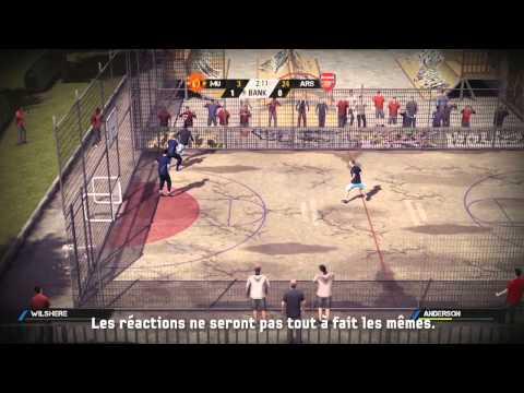 FIFA STREET - Interview de Producteur #03 - Les Lieux