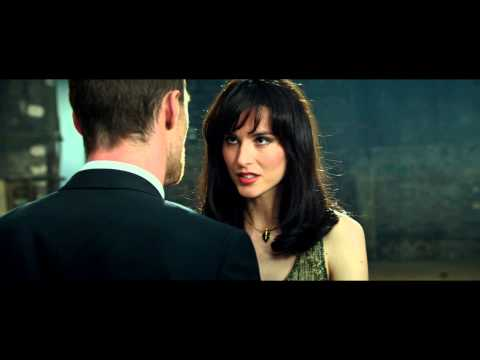 The Transporter Refuelled - Warehouse Clip