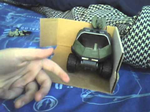 Minimates Halo Review Halo Minimates Warthog Review