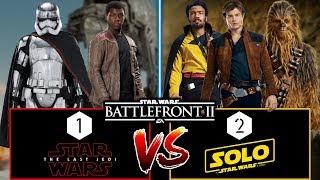 SEASON 1 VS SEASON 2! Star Wars Battlefront 2