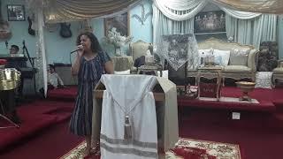 Ministración por Genesis Jimenez, part1. Casa del Alfarero (5-27-18)