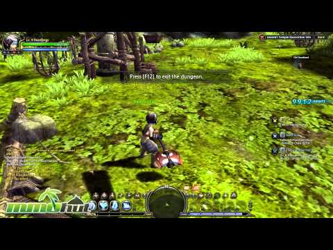 Dragon Nest Gameplay #2 HD