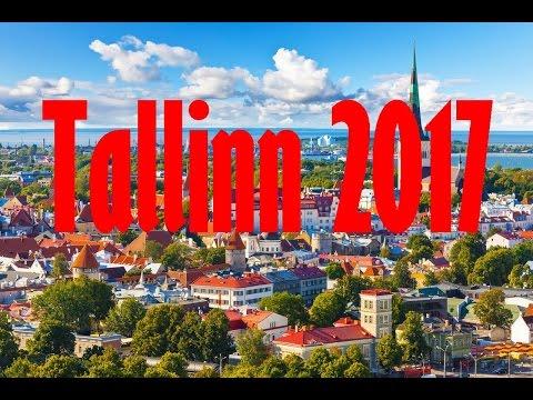 Таллин  2017  Эстония, Таллин старый город, Tallinn old town. Где гулять в Таллине