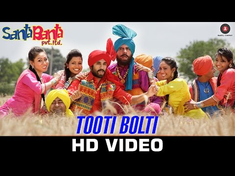 Tooti Bolti Video Song - Santa Banta Pvt Ltd