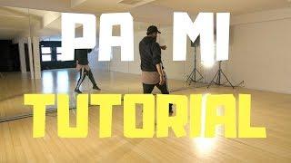 PA MI - Tory Lanez & Ozuna | Dance Tutorial | Choreography @Bizzyboom