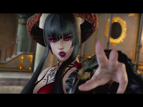 Tekken 7 Official Eliza DLC Character Reveal Trailer