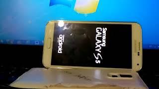 HARD RESET GALAXY S5 // G900M