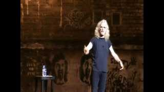 Billy Connolly,  Too Old To Die Young Tour  Belfast,  Part 8.