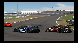 Gran Turismo™SPORT FIA GT Manufacturer Series Off-Season Exhibition Season 1 Round 4 Broadcast