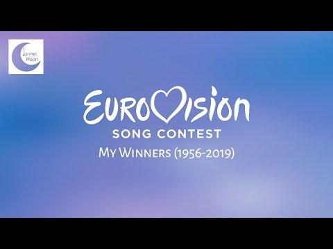 My Eurovision Winners (1956-2019)
