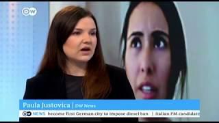 Dubai princess missing after failed escape (DW News) May 23, 2018