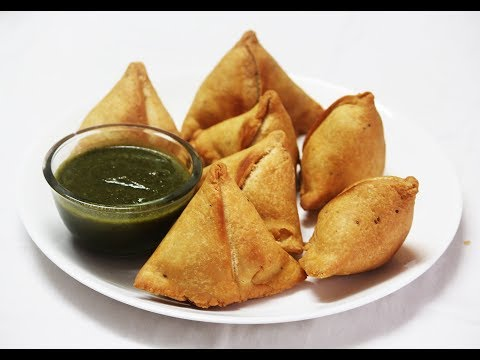 Samosa recipe | Street style Aloo samosa | Punjabi samosa | Easy to cook recipe