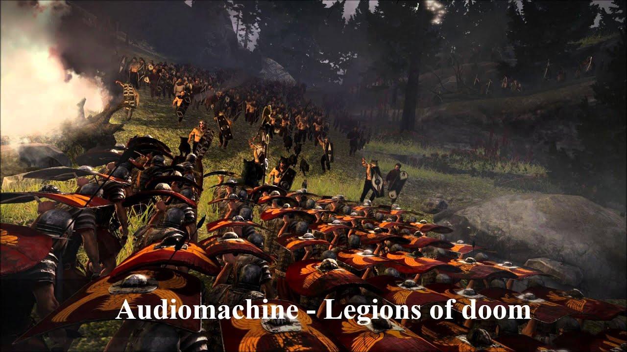 Legions of Doom Audiomachine Legions of Doom