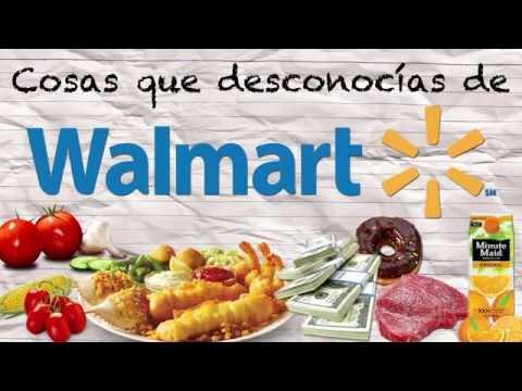 10 Cosas que Desconocías de WALMART