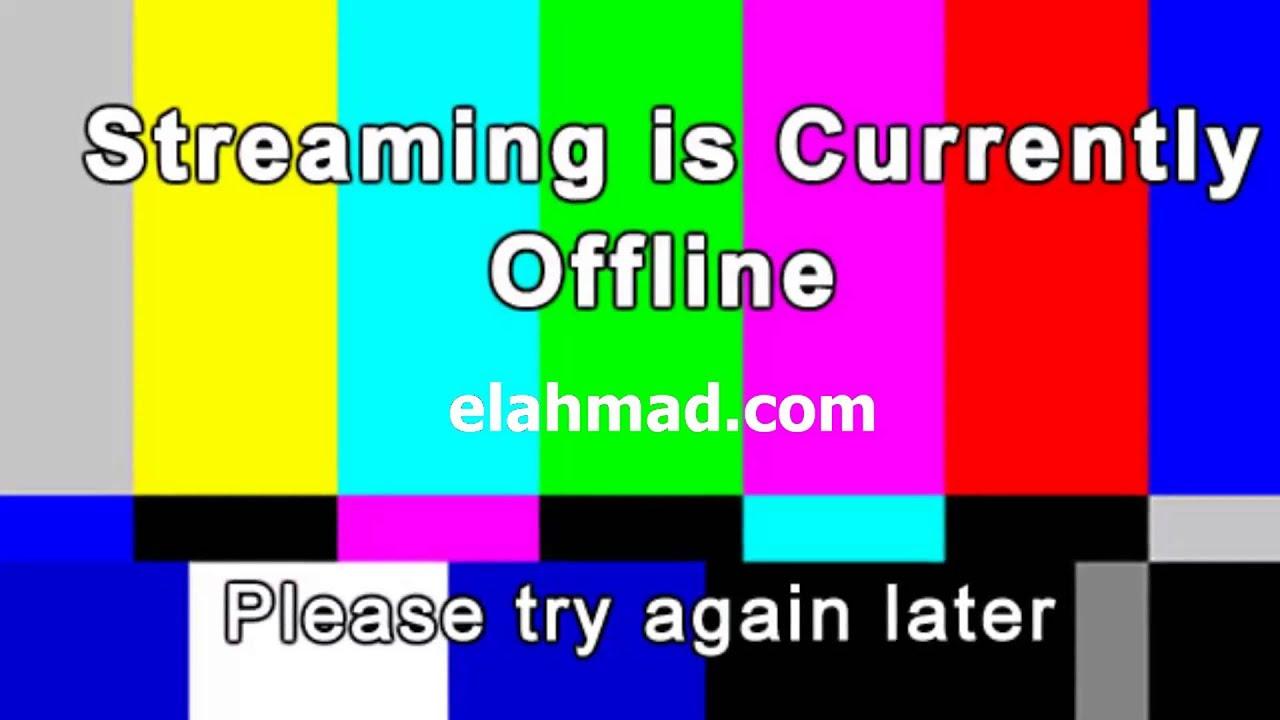 Error Screen tv no Video tv Error tv