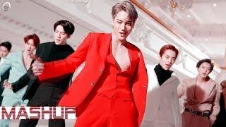 EXO/NCT 127 - Simon Says / Love Shot ( MashUp ♪ )