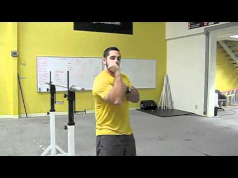 Shoulder Press, Push Press, Push Jerk by Jason Khalipa Image 1