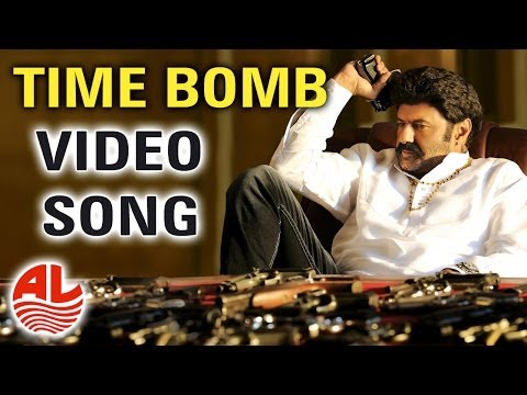 Latest Telugu Legend Video Songs | Time Bomb | Balakrishana, Jagapathi [hd] video