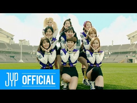 "TWICE(트와이스) ""CHEER UP"" @ STADIUM"