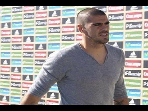 Víctor Valdés se perderá el Mundial de Brasil
