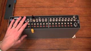 Hooking Up Multiple Systems 2.0 - Extron Matrix Switcher