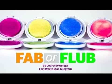 Fab or Flub: Hot Huez Hair Chalk