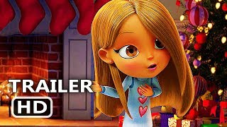 All I Want For Christmas Is You Official Trailer 2017 Mariah Carey Animation Movie Hd
