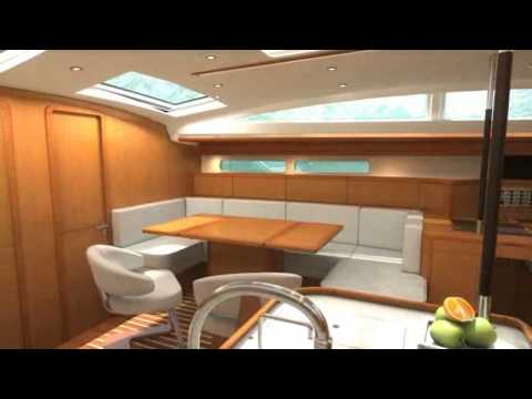 JEANNEAU 57 Luxury sail Yacht