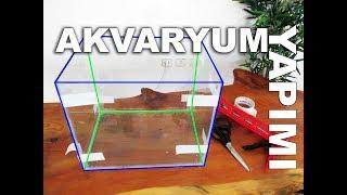 Akvaryum Nasıl Yapılır | Evde Akvaryum Yapımı