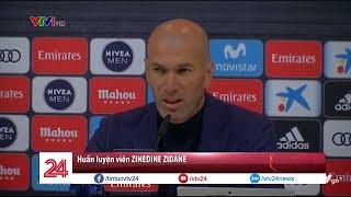 Tại sao Zidane rời Real Madrid?  Ai sẽ là người thay thế?  - Tin Tức VTV24
