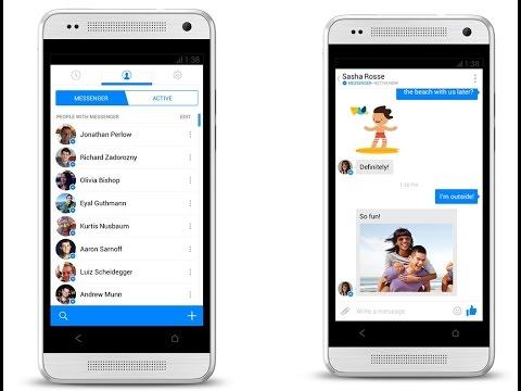 One Billion Users Download Facebook Messenger