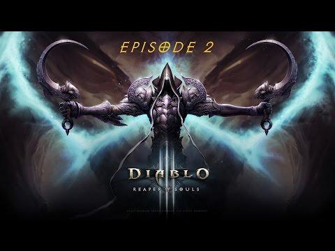 Diablo 3 Episode 02. Le marteau de Thor. Mode histoire saison 4