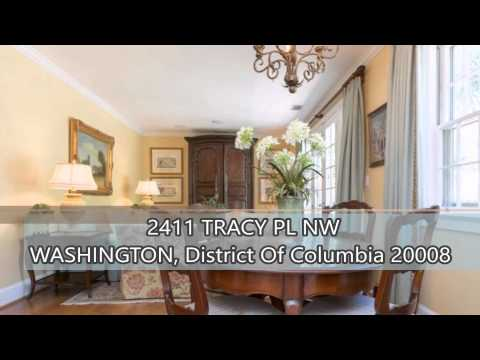 Luxury Homes in DC - 2411 TRACY PL NW WASHINGTON, District Of Columbia 20008-