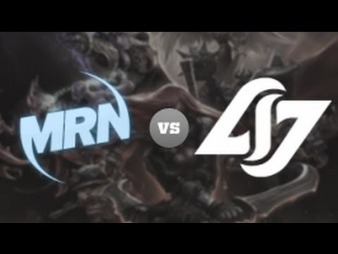 MRN vs CLG - LCS 2013 NA Spring W10D3 (English)