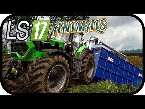 LS17 ANIMALS - Die Obstplantagen beliefern #154 - LS17 NORDFRIESISCHER MARSCH 4 FACH ★Deutsch