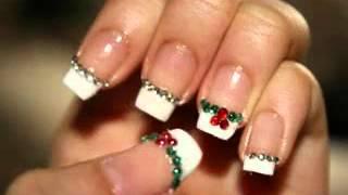 French nail art maiking ideas