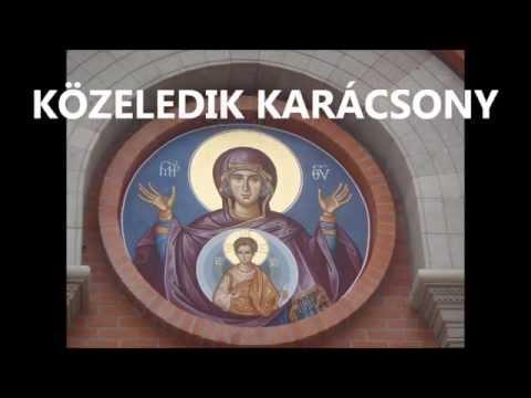 KÖZELEDIK KARÁCSONY-KRISZTUS SZÜLETIK