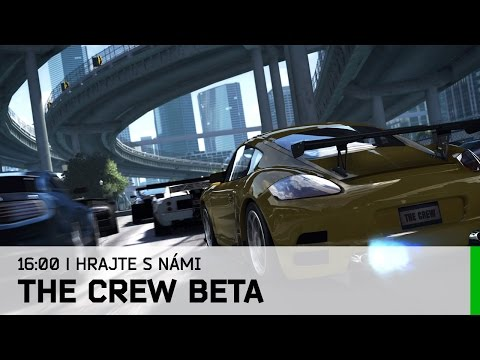 Hrej.cz Let's Play: The Crew (beta)