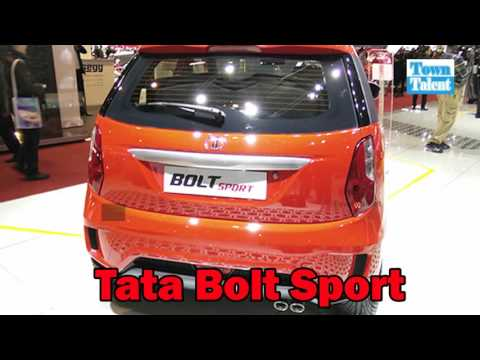 Upcoming cars in india Tata Bolt sport - Town Talent