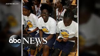 Teen basketball player dies after practicing in heat | ABC News