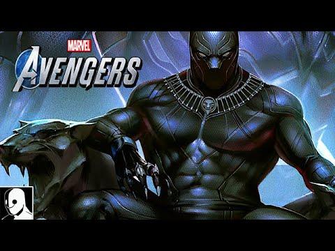 Marvel's Avengers PS5 Gameplay Deutsch - WAKANDA für immer ! Black Panther x Avengers