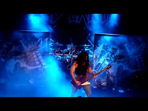 Iced Earth (2of5) Live @ de Pul in Uden Netherlands 2011-11-02 (22:17:37)