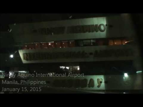 Airport Chronicles - MNL Ninoy Aquino International Airport Manila, Philippines January 15, 2014