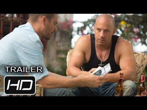 RÁPIDOS Y FURIOSOS 6 - Trailer Final - Subtitulado Latino - HD