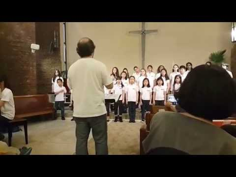 Consider Yourself (Bart) sung by  CMC Childrens Choir