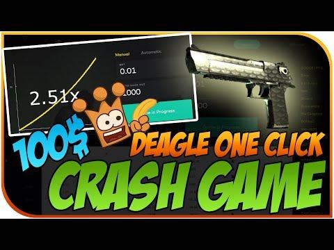 Cs Go Gambling Crash Game und der Deagle One Shot of DOOM!