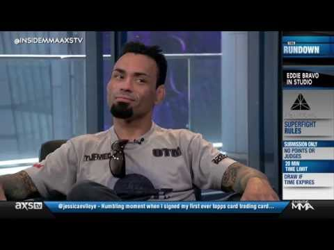 What's In Store For Eddie Bravo vs. Royler Gracie Tomorrow Night? Image 1